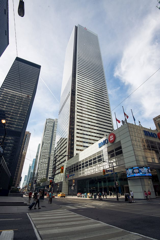 First Canadian Place | Exchange Tower