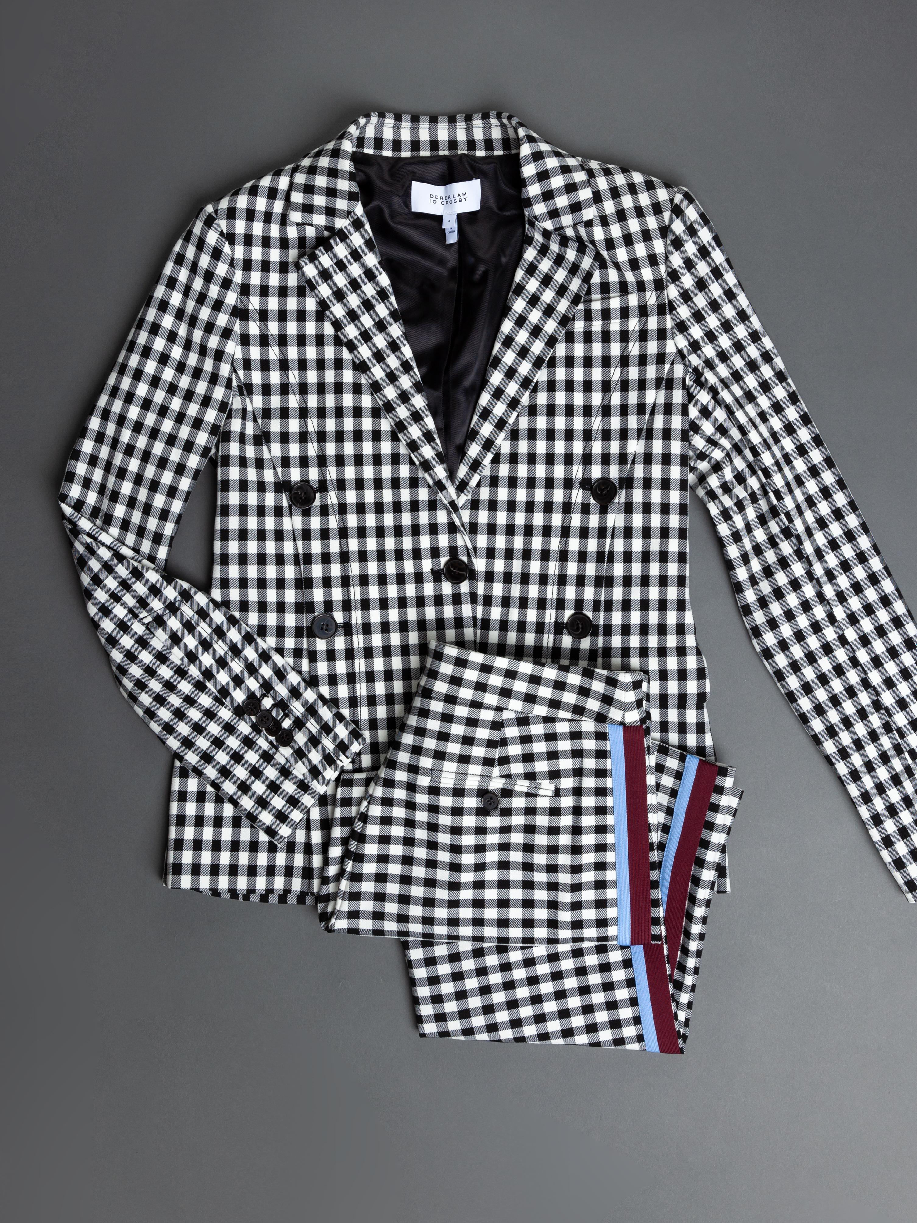 Suit: Derek Lam 10 Crosby, available at Hangar9