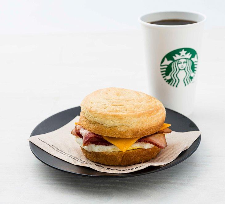 Starbucks - FCP Lobby