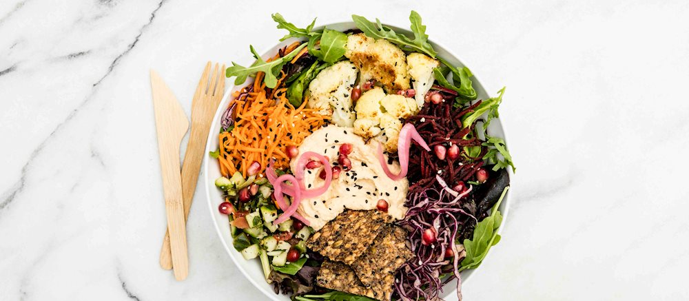 Fresh, Filling: 4 Meal-Worthy Salads
