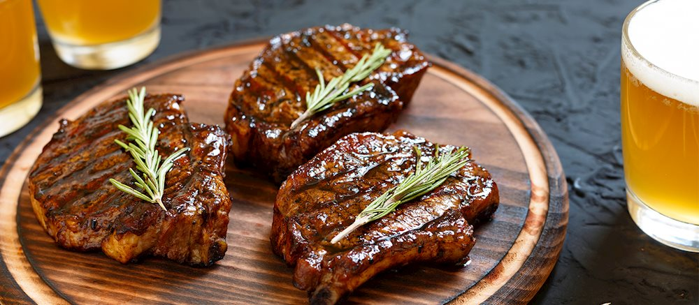 Meat Your Match: The Best Steaks Around