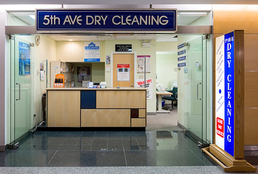 5th Avenue Dry Cleaning First Canadian Place Exchange Tower