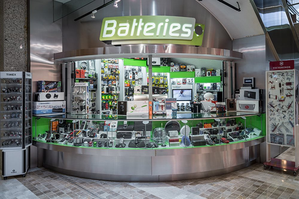 Batteries+
