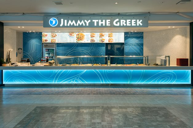 Jimmy the Greek | First Canadian Place | Exchange Tower