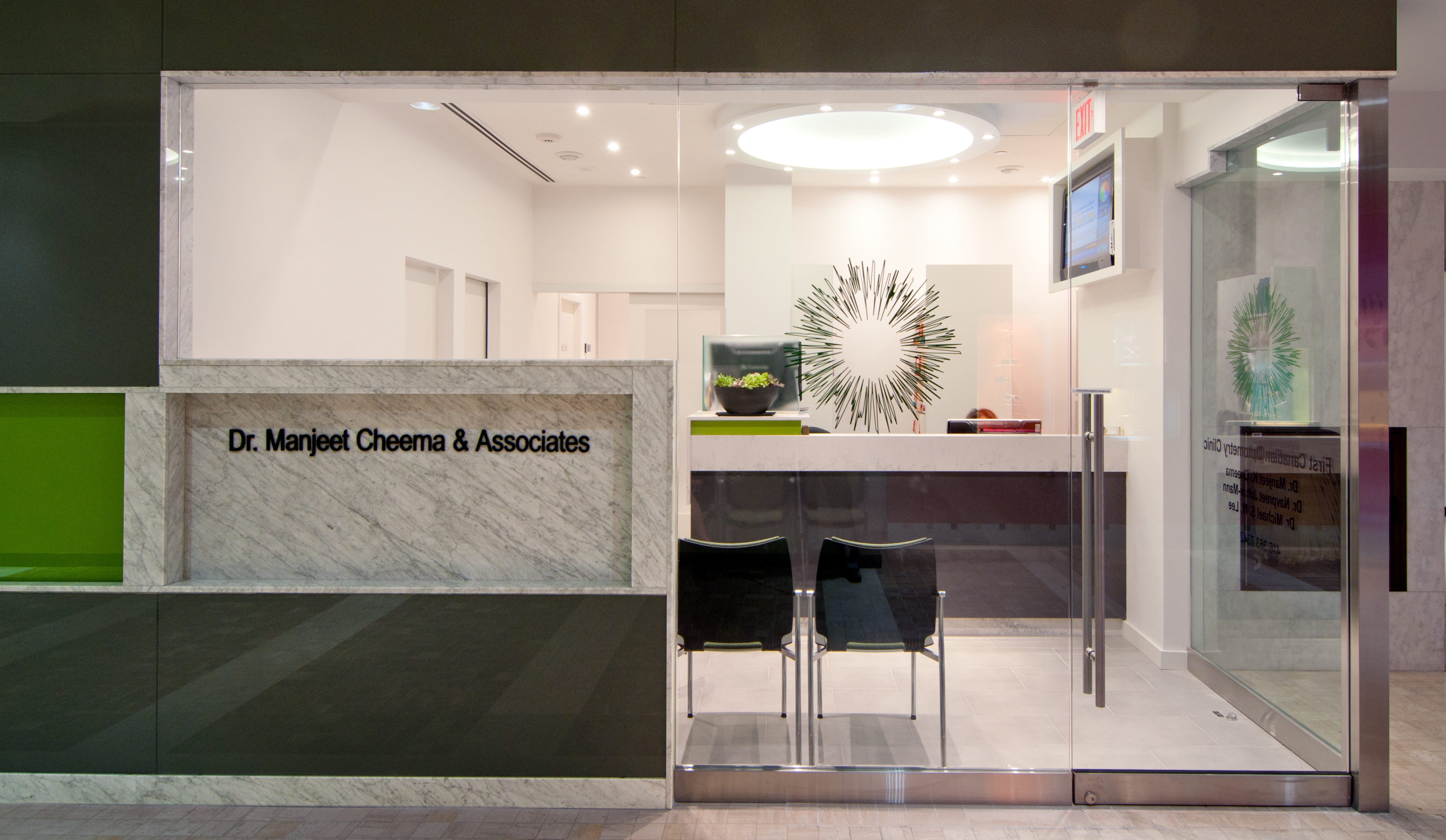 First Canadian Optometry Clinic Dr Cheema And Associates
