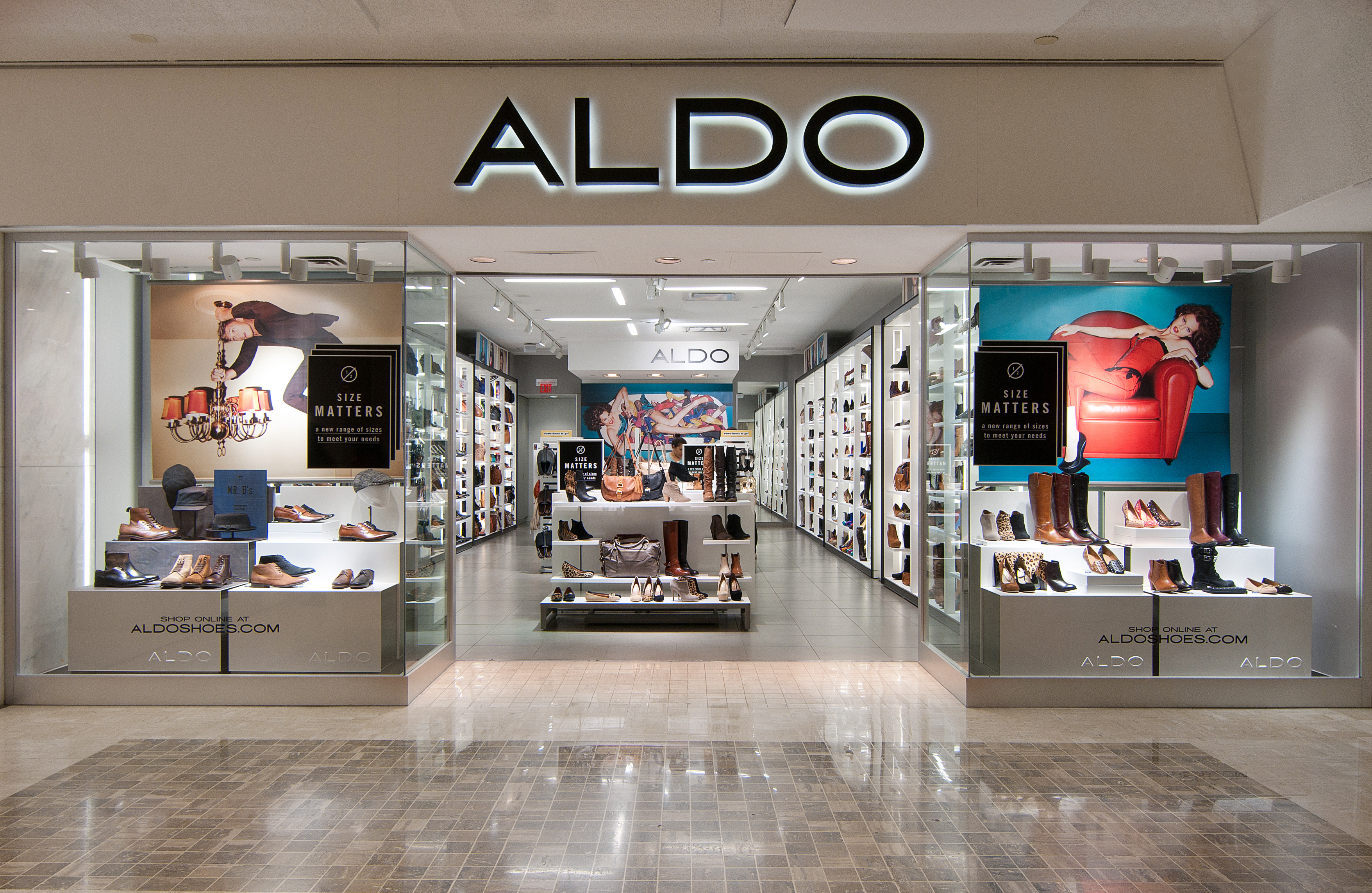 The ultimate destination for style-minded men and women, Aldo Shoes and accessories offer boundless options and of-the-moment styles to inspire you to live life out loud, your way, always.